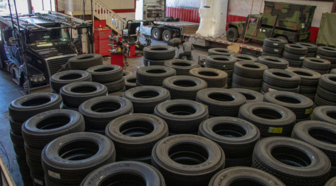 Things to Know Before Selecting a Commercial Tire Service