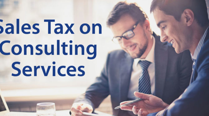 How to Choose a Sales Tax Consultant?