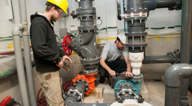 Finding a Commercial Plumber