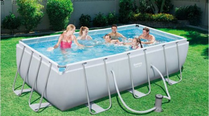 What You Need For the Sale of Above Ground Swimming Pools