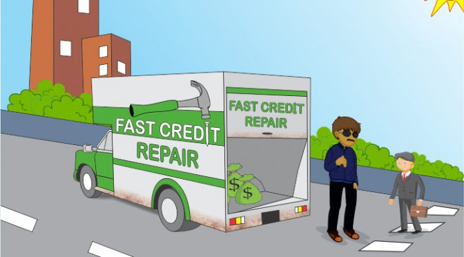 Does Your Credit Rating Need Improvement?